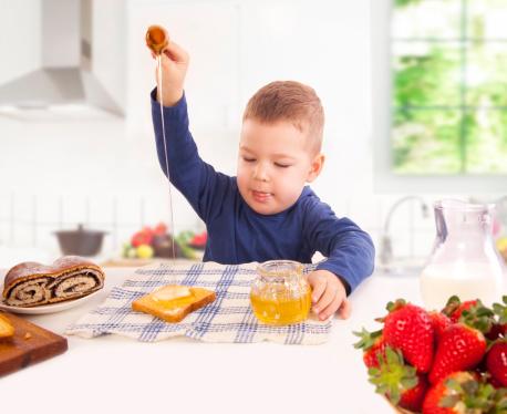 miel y bebés, cuidado botulismo