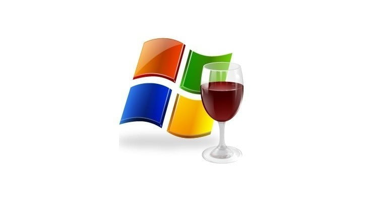 Wine on ubuntu
