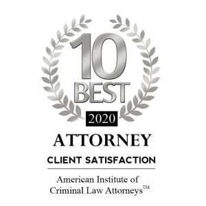 Recognized by American Institute of Trial Lawyers as 10 best Attorney's in Client Satisfaction