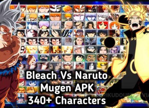 Bleach Vs Naruto Mugen APK Download