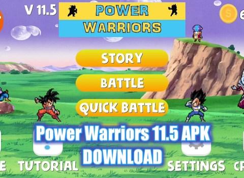 Power Warriors 11.5 Apk Download