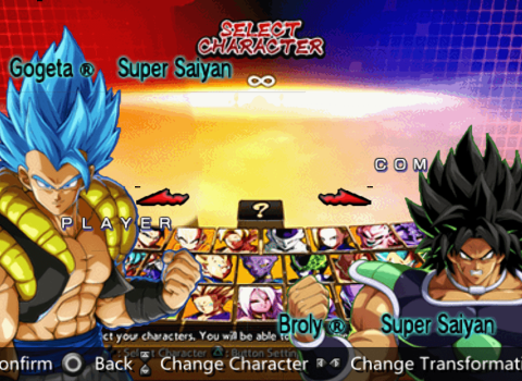 Dragon Ball Fighter Z For Android