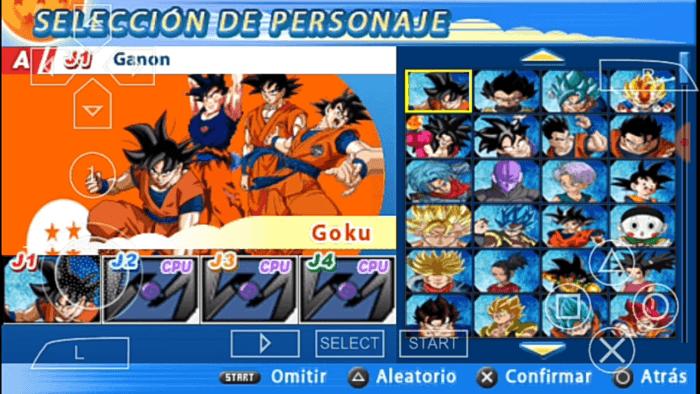 DBZ TTT Xenoverse 2 MOD Download with permanent menu