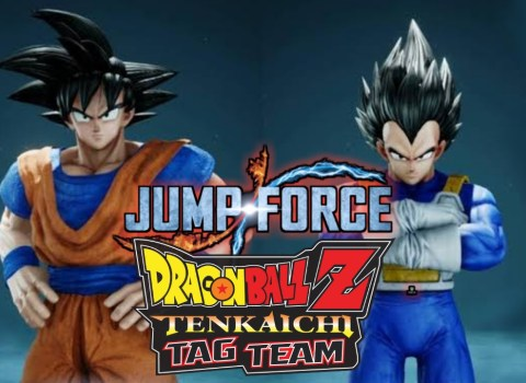 Jump Force Mod For Android PSP ISO Download