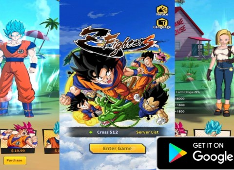 Dragon Ball Game ZFighters for Android