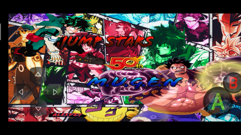 Jump Ultimate Stars Mugen Apk For Android Download