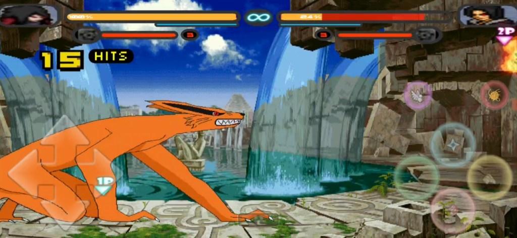 Naruto Mugen Apk For Android BVN mod