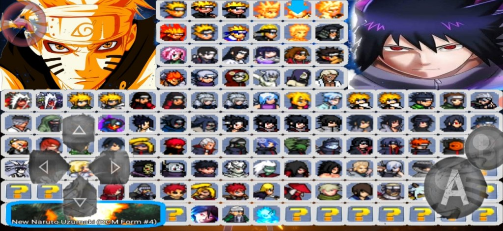 Bleach Vs Naruto Mugen Apk For Android