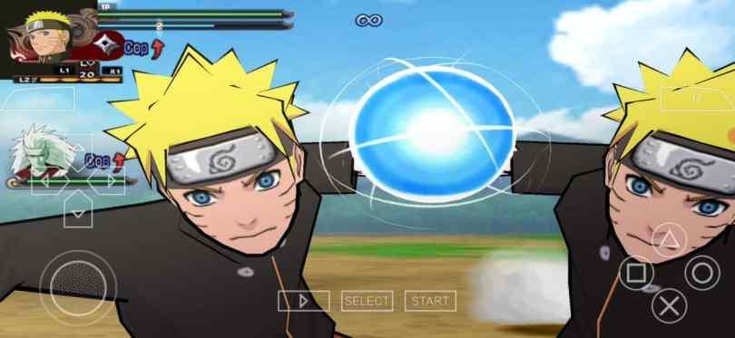 Naruto Ultimate Ninja Impact Mod Textures Download