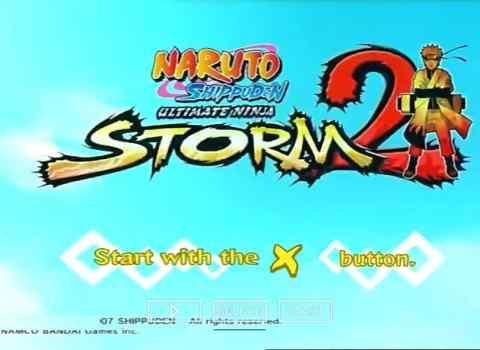 Naruto Ultimate Ninja Impact Mod Storm 2
