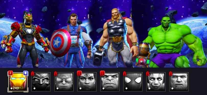 Marvel Avengers Realm of Champions Apk Download
