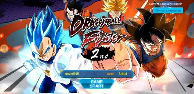 Dragon Ball Fighter Z Apk For Android Download