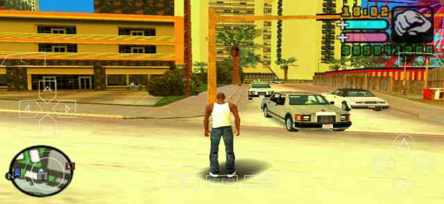 Download GTA San Andreas on PPSSPP