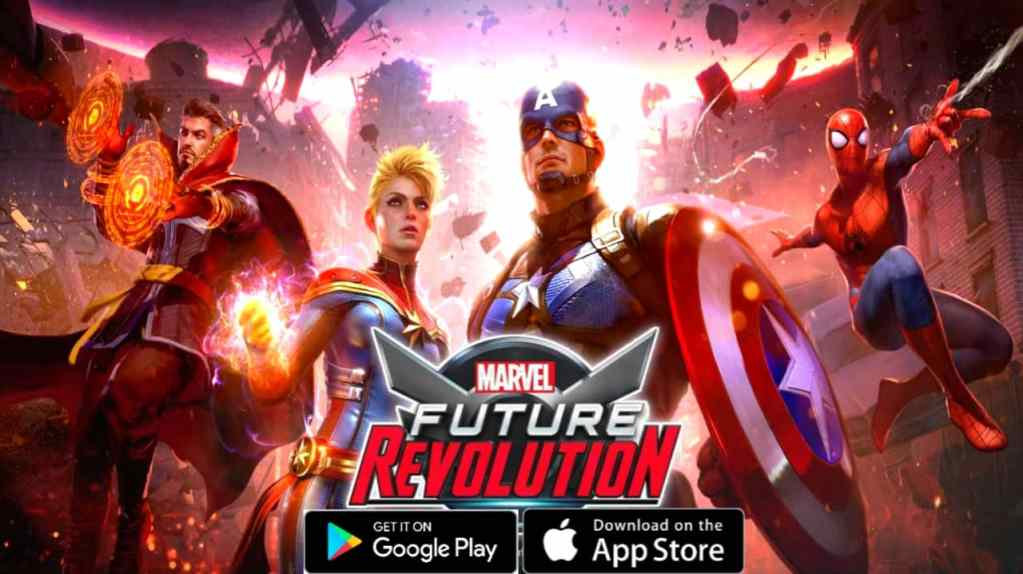 Marvel Future Revolution for Android and iOS