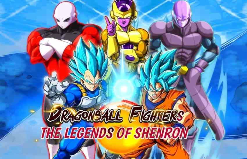 Super Fighters The Legend of Shenron apk Downloadnd