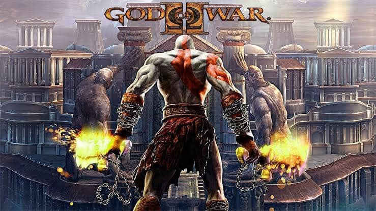 God of War 2 PPSSPP ISO for Android Download