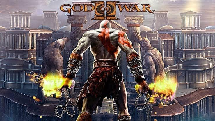 God of War 2 PPSSPP
