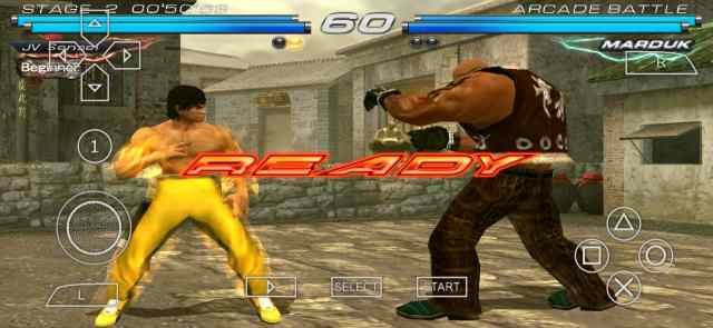 Tekken Tag Tournament 2 PPSSPP ISO Android