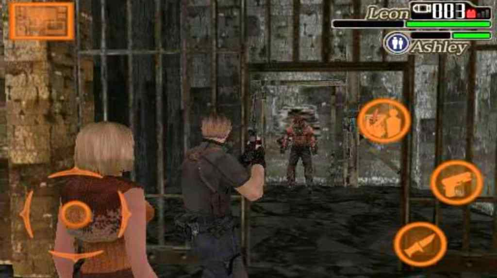Resident Evil 4 Apk for Android