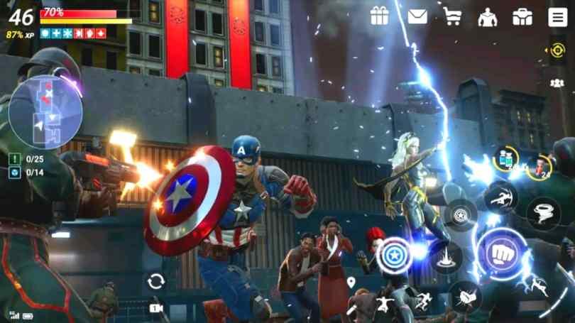 Marvel Future Revolution Apk Gameplay Android