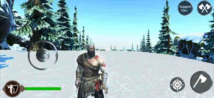 God of War 4 Apk Download for Android Mobile Edition