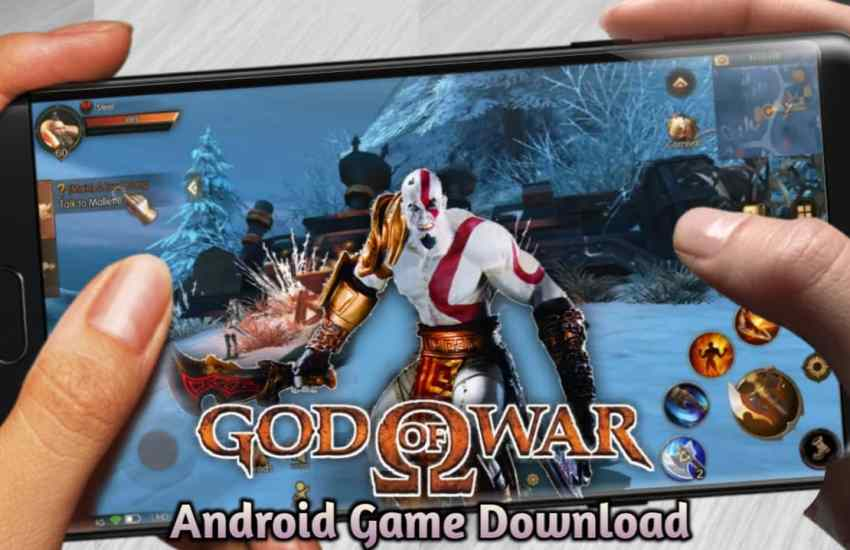 God of War Game Download for Android