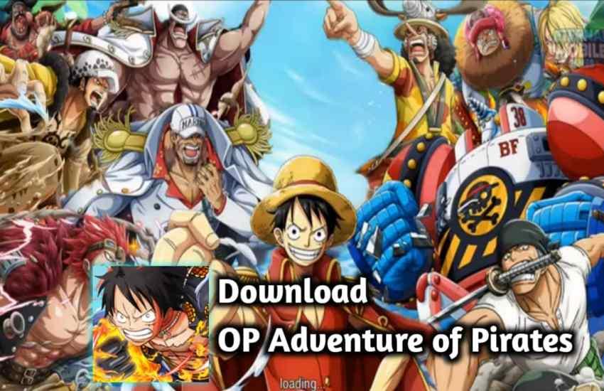 OP adventure of pirates apk Download