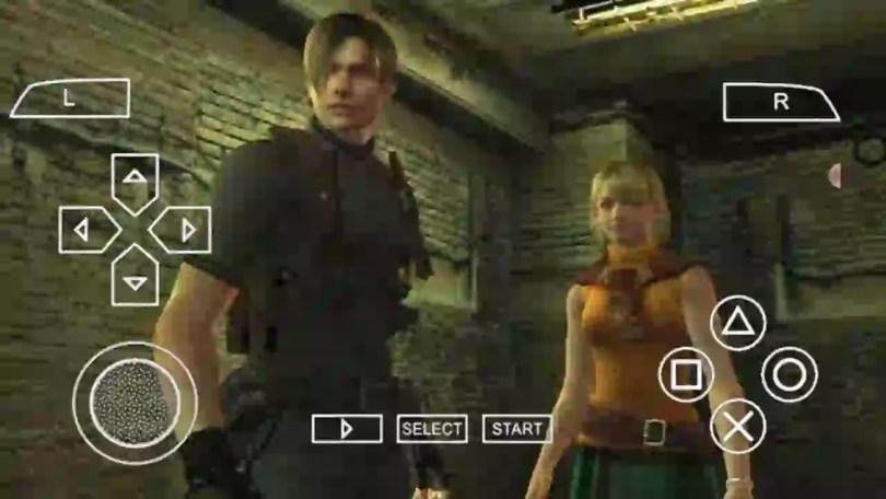 Resident Evil 4 PPSSPP Download