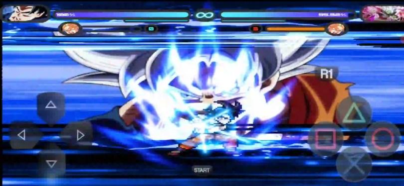 Dbz MUGEN Apk Goku Ultra Instinct