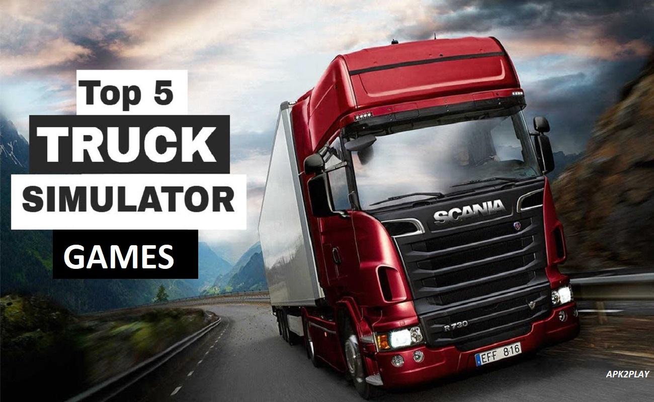 5 Best Truck Simulator games