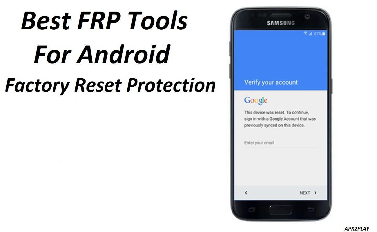 Logo of Best FRP Tools For Android