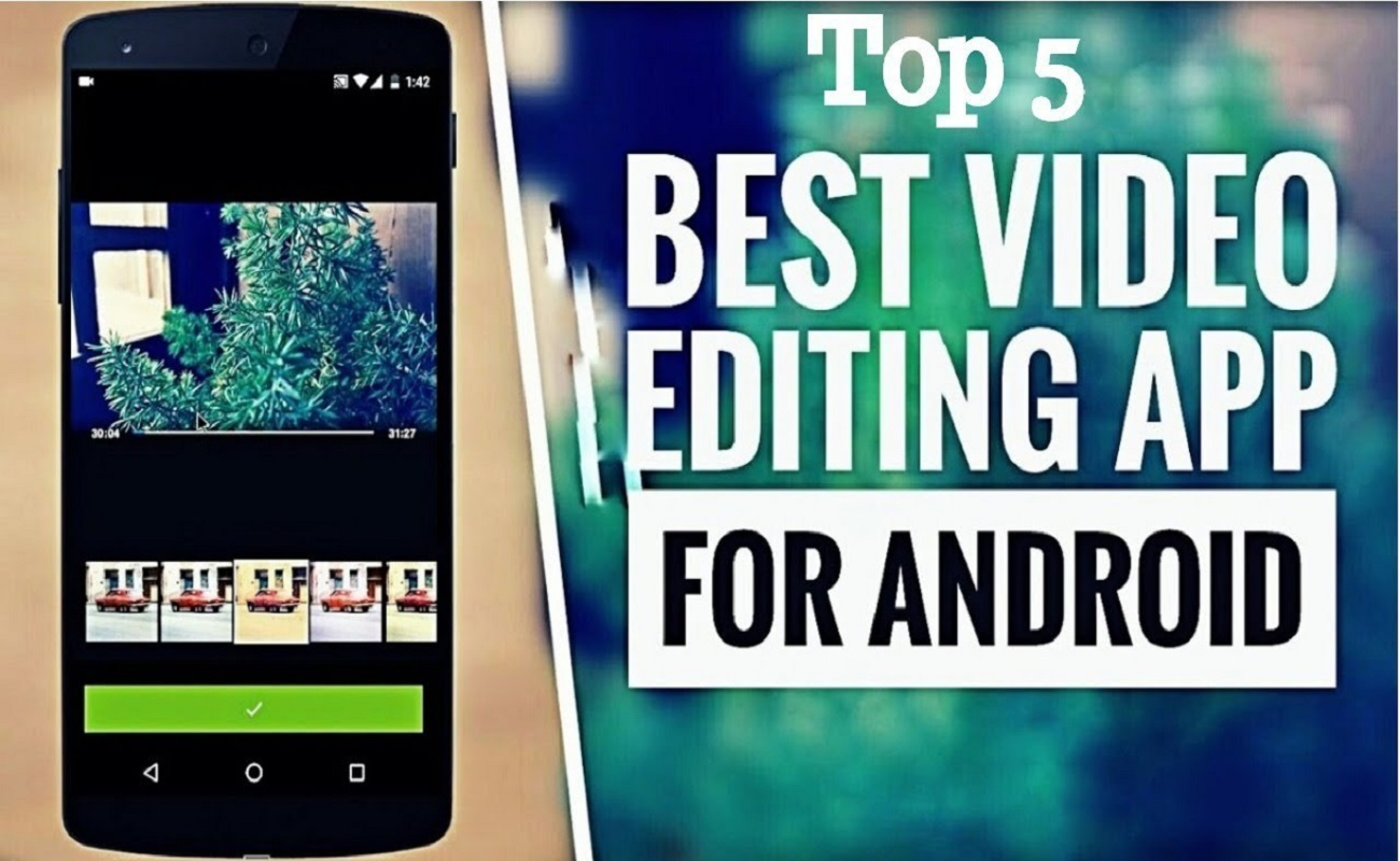 Logo of Best Five Video Editing Apps