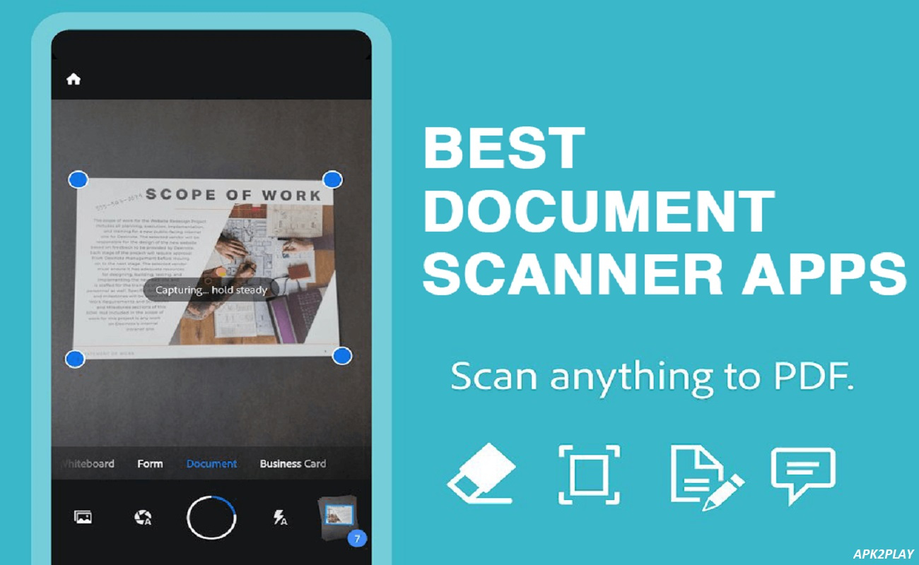 The Best Scanning Apps