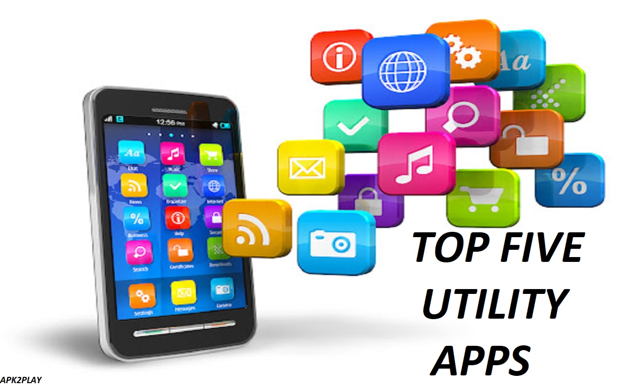 Top Five Utility Apps