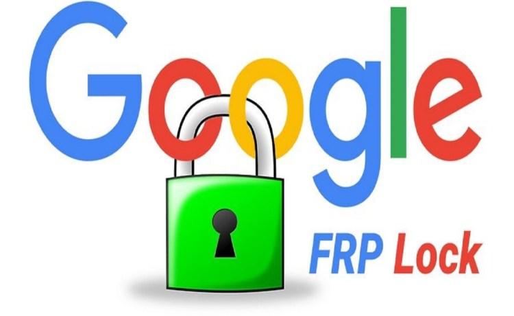 Screenshot of FRP Google