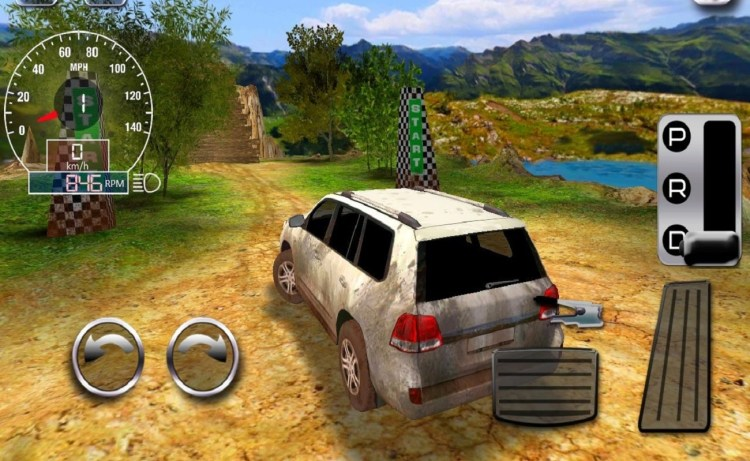Screenshot of 4×4 Off-Road Rally 7