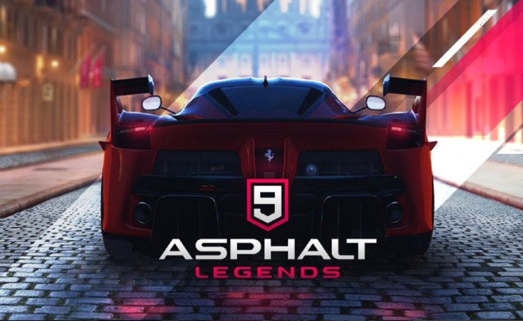 Screenshot of Asphalt 9 Legends
