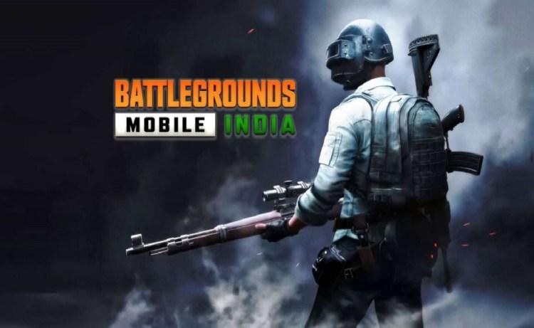 Screenshot of Battlegrounds Mobile India