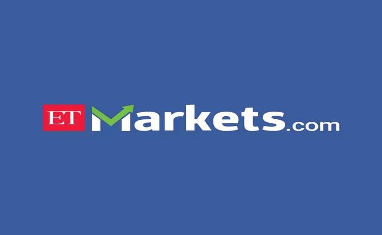 Screenshot of Et Markets