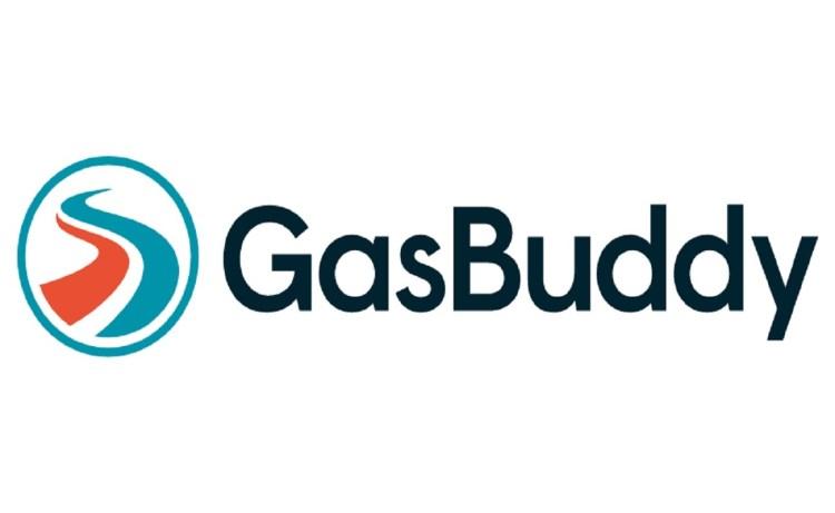 Screenshot of GasBuddy
