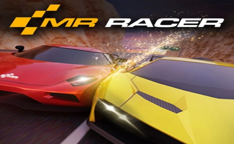 Screenshot of MR Racer
