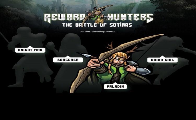 Screenshot of Rewards Hunters