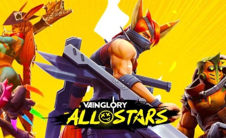 Screenshot of Vainglory All Stars