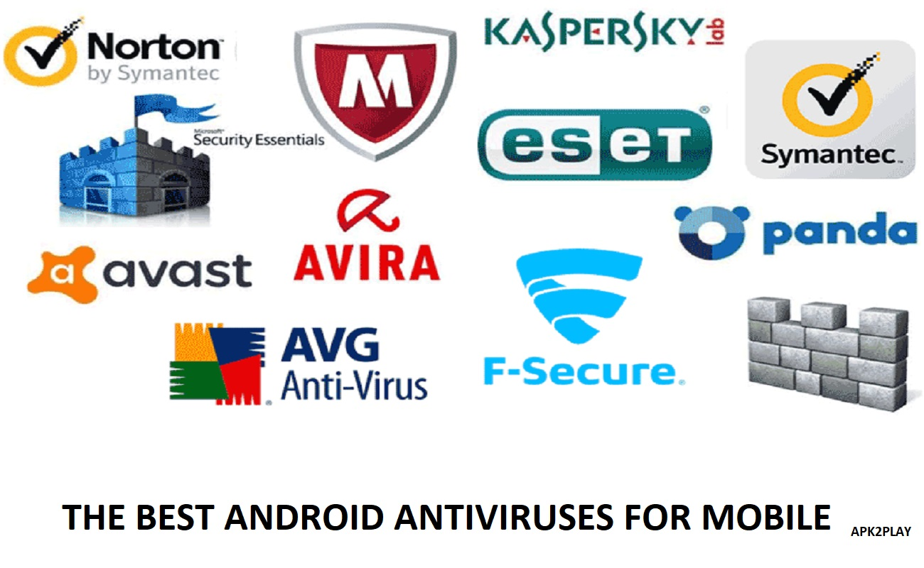 Top Five Android Antiviruses