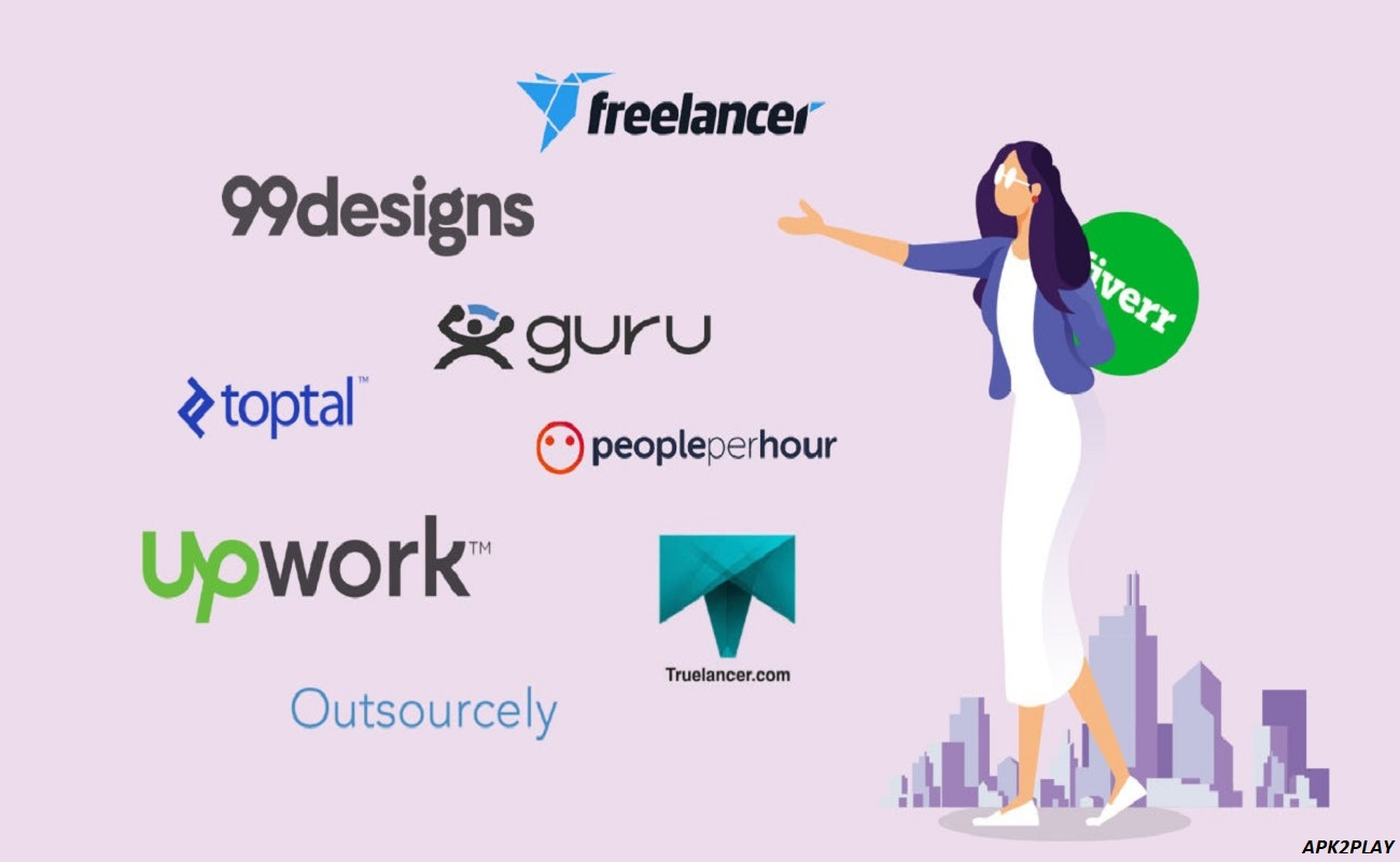 5 Freelancing Android Apps