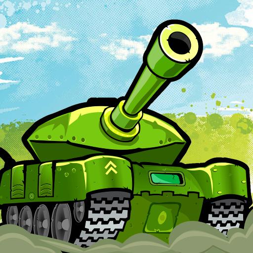 Awesome Tanks mod apk