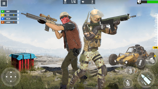 Gun Games 3d mod apk