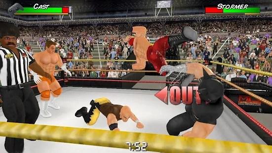 Wrestling Empire mod apk