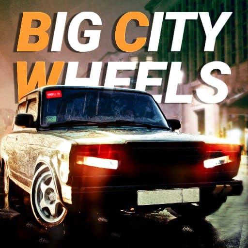 Big City Wheels Courier Simulator MOD APK