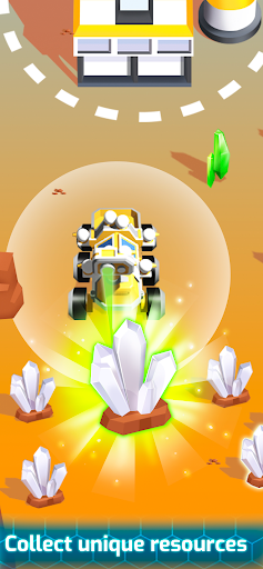 Space Rover: Planet mining mod apk